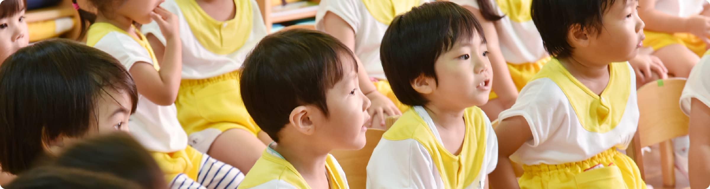 大川幼稚園の理念